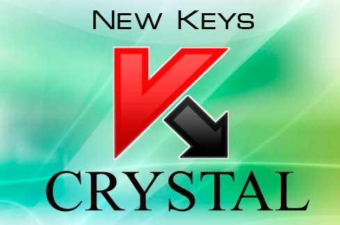 Ключи активации для Kaspersky Crystal [3.0]