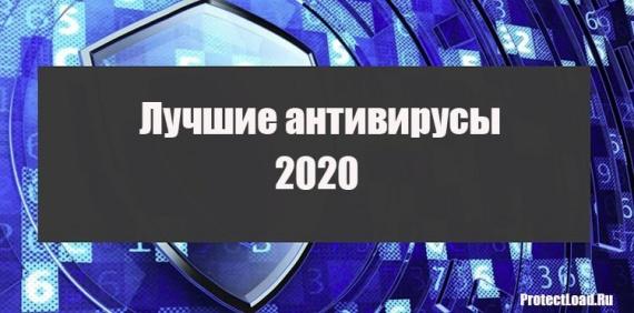 лучшие антивирусы 2020