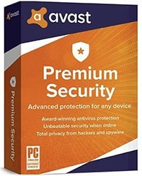 Avast Premium Security Ключики