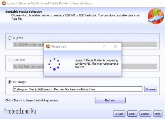 Lazesoft Recover My Password Windows