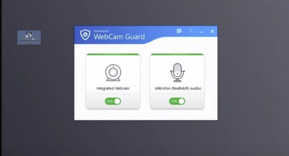WebCam Guard